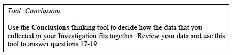 Adapt Inv. 3 Lab Conclusion Trial 1