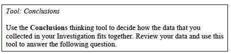 Adapt Inv. 3 Lab Trial 2 Conclusion