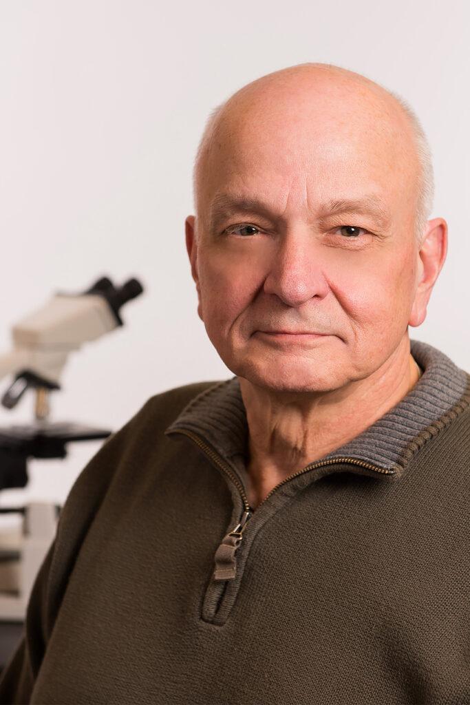 Dr. Keith Verner - LabLearner Science Education